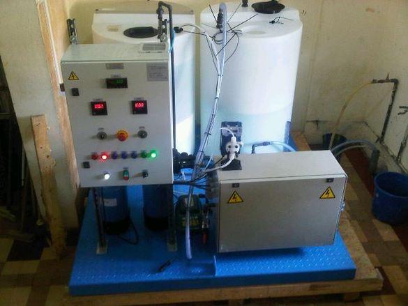 Hidritec plantas de electrolisis for Hipoclorito de sodio para piscinas