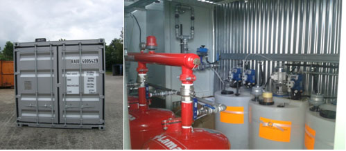 Hidritec smosis inversa en contenedor - Contenedor de agua ...